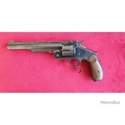 """Revolver Smith & Wesson Numero 3, """"Old Model Russian"""", calibre 44 Russian"""
