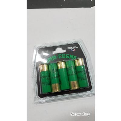 Gomm cogne chevrotine calibre 12/67