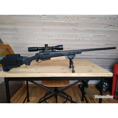(1€ sans réserve !) Remington 700 BDL avec accessoires