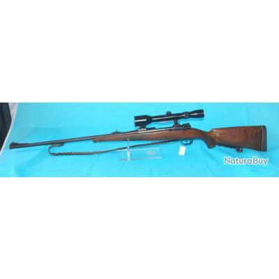 Carabine à verrou Sauer & Sohn, Calibre 7x64, lunette de visée 6x42 , détente stetcher