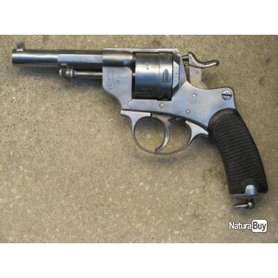 Revolver 1873 des Troupes de Marine.