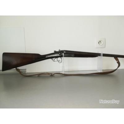 Fusil de collection cal 16 damas