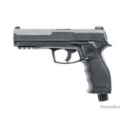 Pack Pistolet CO2 Walther Umarex T4E HDP 50 cal.50 + 50 billes caoutchouc + 5 cartouches Co2