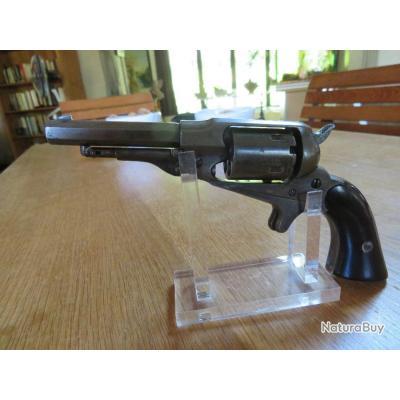 REVOLVER REMINGTON NEW MODEL POCKET 1858 conversion 32 RF