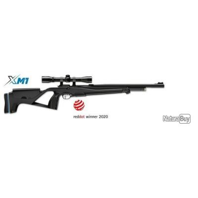 Pack CARABINE AIR COMPRIME STOEGER XM1 Combo CAL4.5 19.9J + lunette 4x32