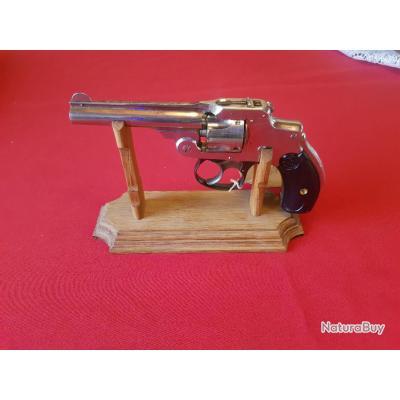 Revolver Smith & Wesson  - Calibre 32  - 1er Modèle