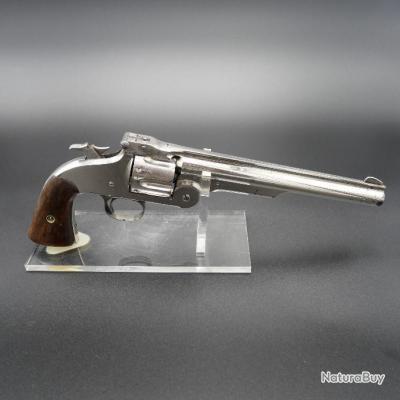 Révolver Smith et Wesson numéro 3 American