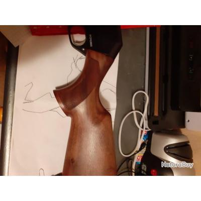 Vends Browning MK3 30/06 équipée point rouge Holosun  tres peu utilisée