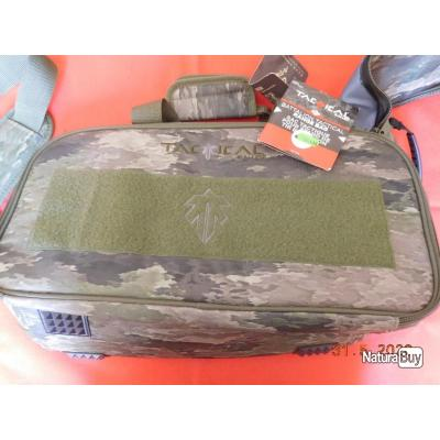 ALLEN BATTALION TACTICAL  range bag, pour 2 armes de poing