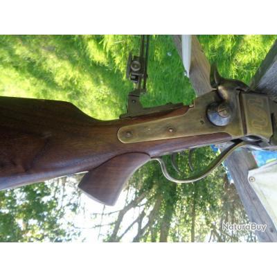 Poigné pistolet amovible pour fusils Sharps