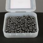 100 Balles Rondes Poudre Noire Cal.44 11.18/440 Pour Pietta / Pedersoli