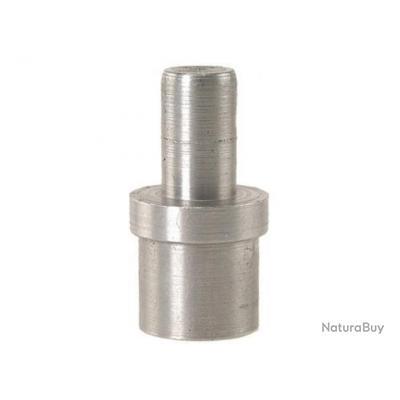 Top punch / poussoir n°636 RCBS pour presse à recalibrer LYMAN ou RCBS - Calibre 44 Flat nose