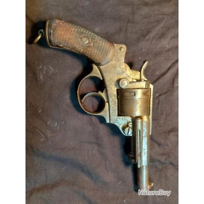 Revolver 11mm Modèle Ordonnance Français 1873