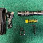 Reconditionné - Lampe torche rechargeable Nitecore MH2C - 800Lm