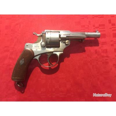 Magnifique revolver 1873 réglementaire