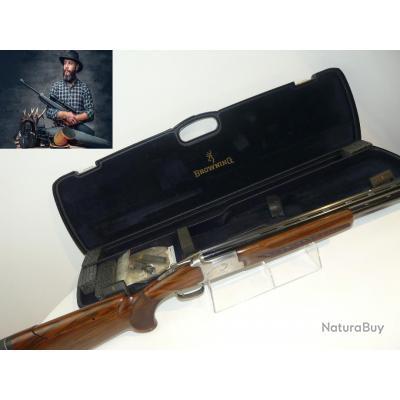 Fusil De Trap Superposé BROWNING GRAND PRIX TRAP (465)