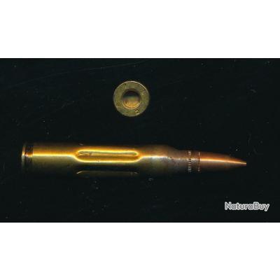 Une fausse cartouche de manipulation calibre .223 5,56x45 USA pour M16