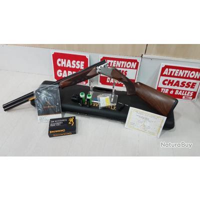 Fusil browning 525 sporter one canon de 76 cm
