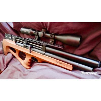 Carabine PCP-FX en cal 5,5 cat D2 en 18 joules (customisé*)