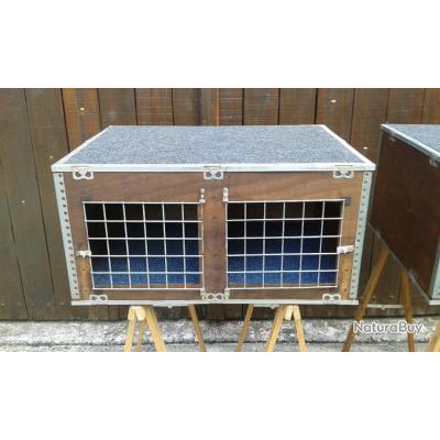 Cage de transport pour petit chiens