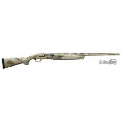 Browning Maxus camo A-TACS C.12/89 12 76 cm 89 mm Interchangeable Droitier Oui