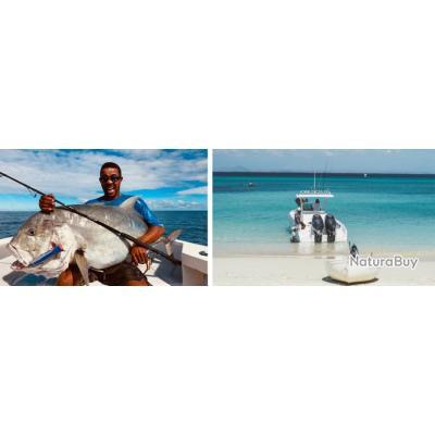Madagascar : Pêche au Radama fishing camp