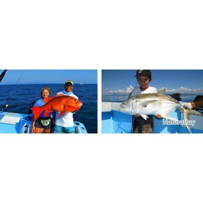 Costa Rica : Pêche à Golfito
