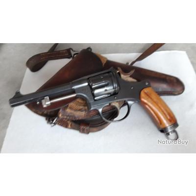 vend revolver 1882 suisse D 2 état neuf