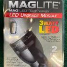 Kit LED pour torche Maglite C ou D - Modèle : 2 Cell
