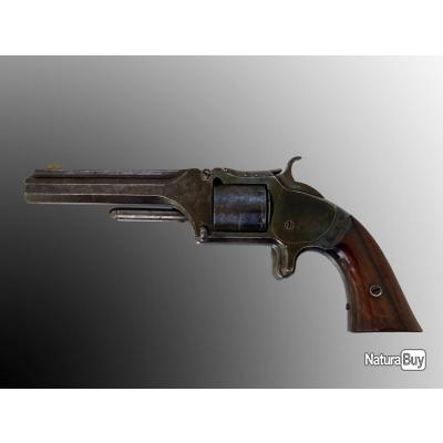 Revolver Smith & Wesson N°2, Old Model, 1860