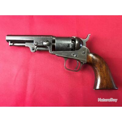Revolver Colt model 1849 London pocket cal.31 (034)