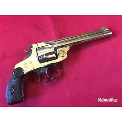 Revolver Smith & Wesson DA cal.38S&W (049)