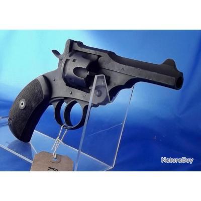 .455 Webley MK IV Revolver - LISEZ L'ANNONCE AVANT D'ENCHER, Début 1 € - PAS DE RESERVE pas Colt