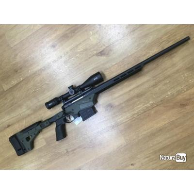 Kit Savage axis II précision chassis mdt 308 w + lunette meopro-target