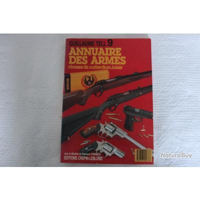 Annuaire des armes 9