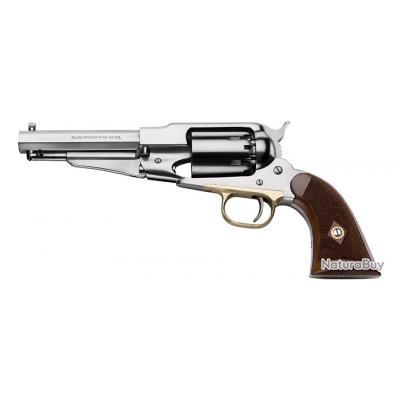 REVOLVER PIETTA 1858 REMINGTON SHERIFF INOX CALIBRE 44 PAIEMENT EN 3 OU 4 FOIS SANS FRAIS