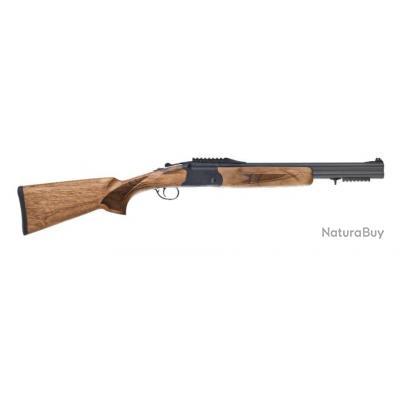 Promo Fusil de Chasse Calibre 12 INTEGRA Slug Bois PAIEMENT 3/4 SANS FRAIS