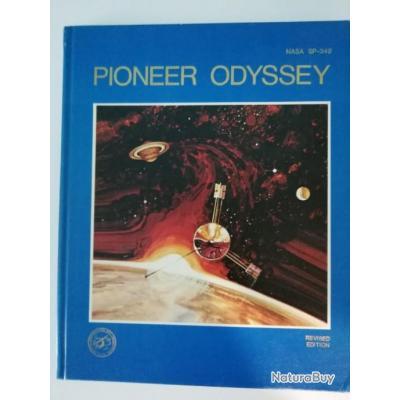 Pioneer Odyssey, édité en 1974 par la Nasa OFFRE FLASH