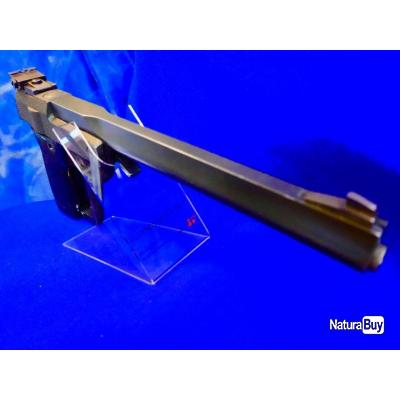Pistolet de précision de compétition datant de 1971 made Germany LP 2 cat.D2