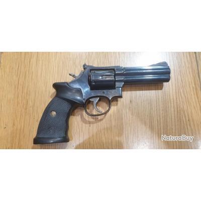 Revolver smith et wesson 357 mag 4 pouces  mod 586