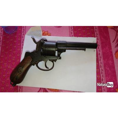 pistolet à broche 12 mm