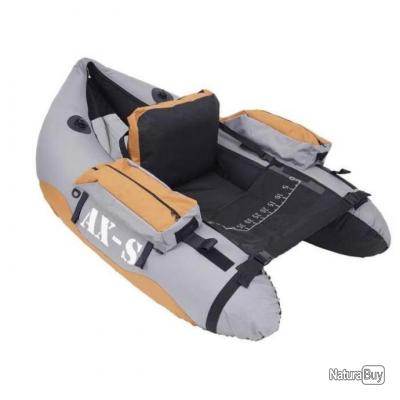 Float tube Sparrow AXS Premium - Gris/Orange