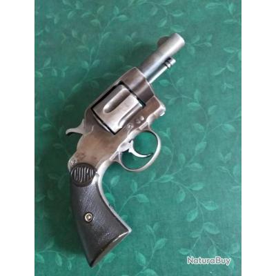 Vends Colt 1889 calibre 38 long colt