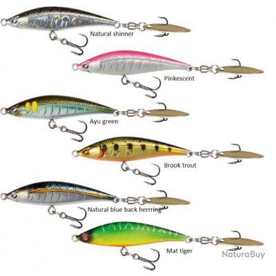 SPINCHER 50SK Brook trout