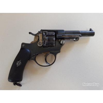 Revolver modèle 1874 de 1876