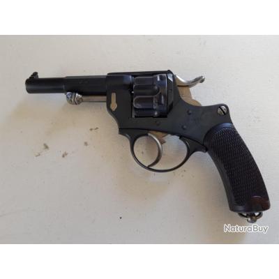 Revolver Modèle 1874 fabriqué 1875