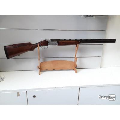 5892 FUSIL SUPERPOSÉ GUICHARD CAL12 CH70 CAN70 OCCASION