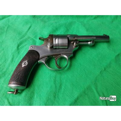 Revolver d'ordonnance 1873