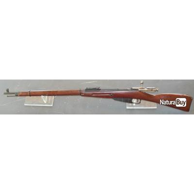 Beau Mosin Nagant Izhevsk de 1939 - 91/30 Arsenal Russe - calibre 7.62x54R - Mono-matricule - TAR