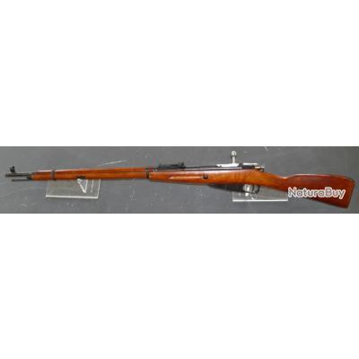 Magnifique Mosin Nagant Izhevsk de 1942 - 91/30 Arsenal Russe - calibre 7.62x54R - Mono-matricule